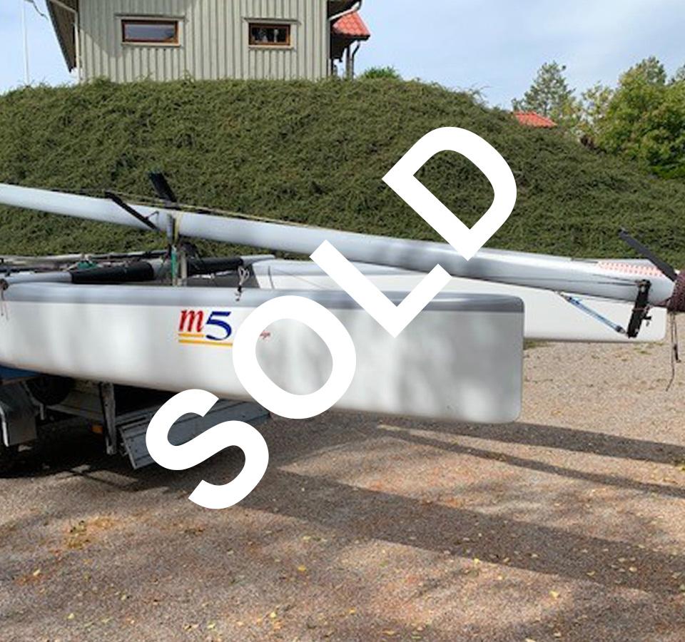 Sold - Marstrom M5